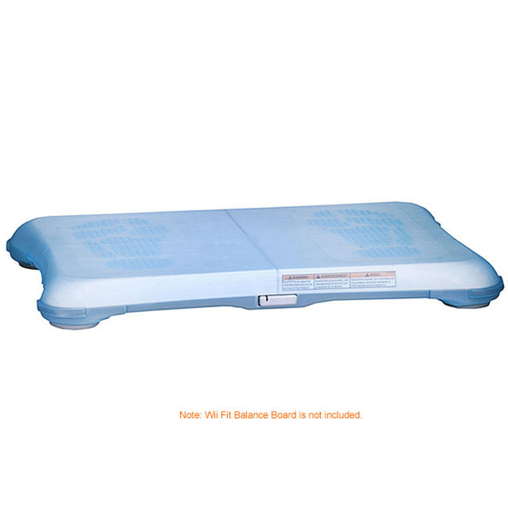 Silicon Case for Wii Fit - Light Blue