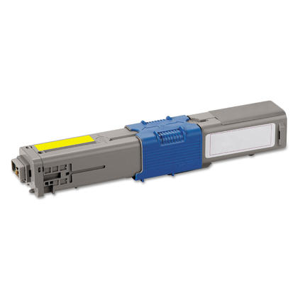 medium dcb04 44469701 Oki C330dn Okidata 44469701 Type C17 New Compatible Yellow Toner Cartridge - Comparison Cost on the 44469701 Okidata C531DN Yellow Toner Cartridge