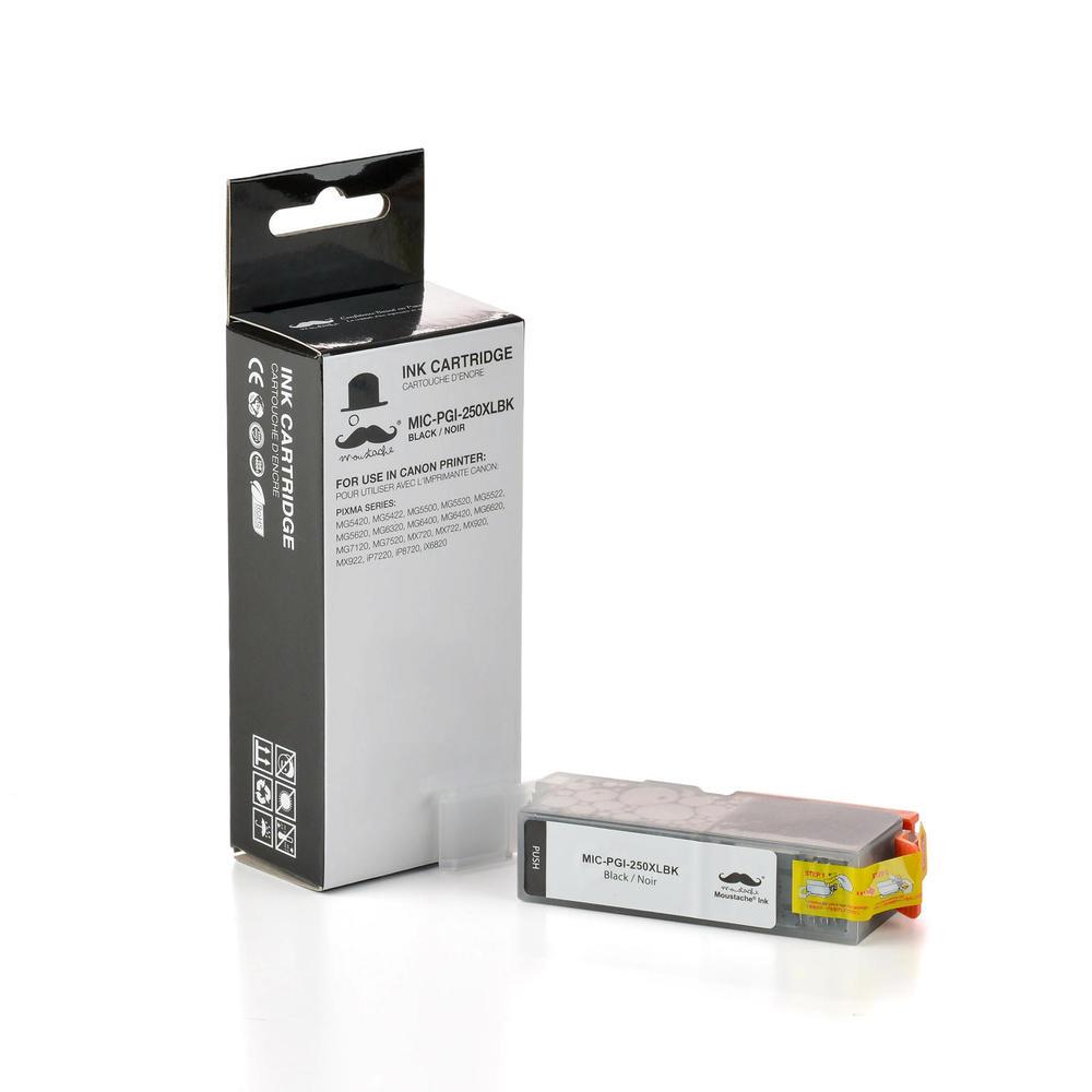 Canon Pgi 250 Xl Black Ink Compatible Cartridge High Yield Moustache Wiring Diagram Cannon Mx459 Fax