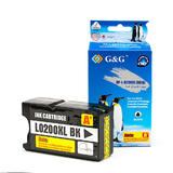 Lexmark 14L0197 14L0650 14L0174 A Version Compatible Black Ink Cartridge - G&G™