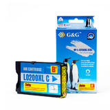 Lexmark 14L0198 14L0651 14L0651 B Version Compatible Cyan Ink Cartridge - G&G™