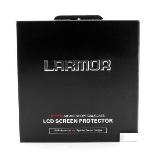 GGS LARMOR Self-Adhesive Screen Protector For Canon G1X