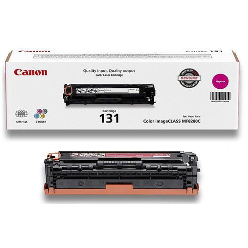 Canon 131 6270b001aa Original Magenta Toner Cartridge