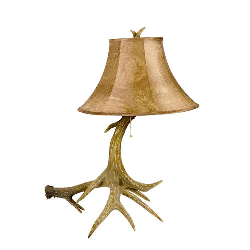 Deer Antler 1 Light Table Lamp