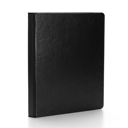 wilson jones heavy duty 1 2 inch 3 round rings black binder 415109