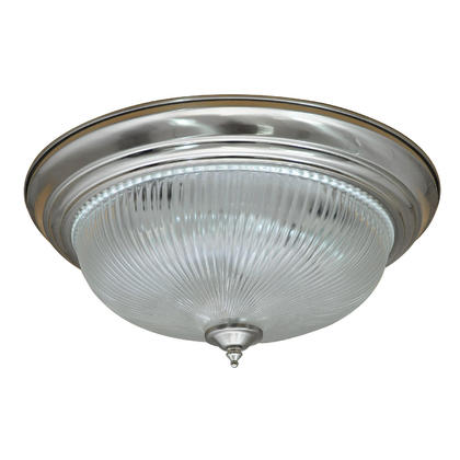 with electric light lights commercial glass b flushmount to the n close depot frosted fixtures nickel ceiling home brushed lighting shade bn