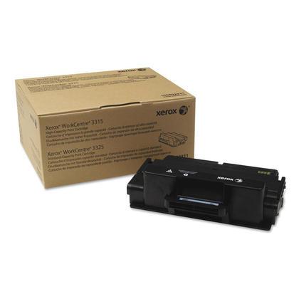 Xerox 106R02311 Original Black Toner Cartridge High Yield For WorkCentre 3315 3325 Printer