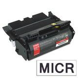 Lexmark 64035HA MICR Remanufactured Black Toner Cartridge High Yield