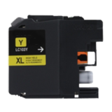 Brother LC103Y Compatible Yellow Ink Cartridge High Yield - Economical Box