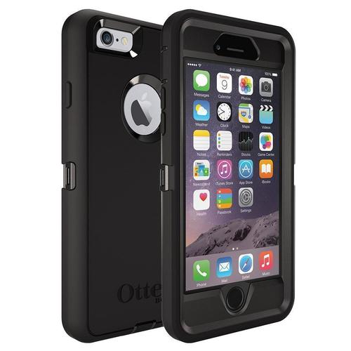 Medium plus cfbf5 otterbox ottip6pd cases otterbox defender series case for  iphone 6 plus black 4400a754b147