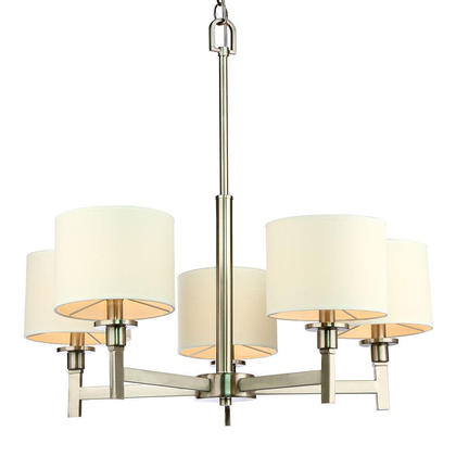 medium chandeliers white shade brushed nickel lights chandelier with clear glass lighting chain