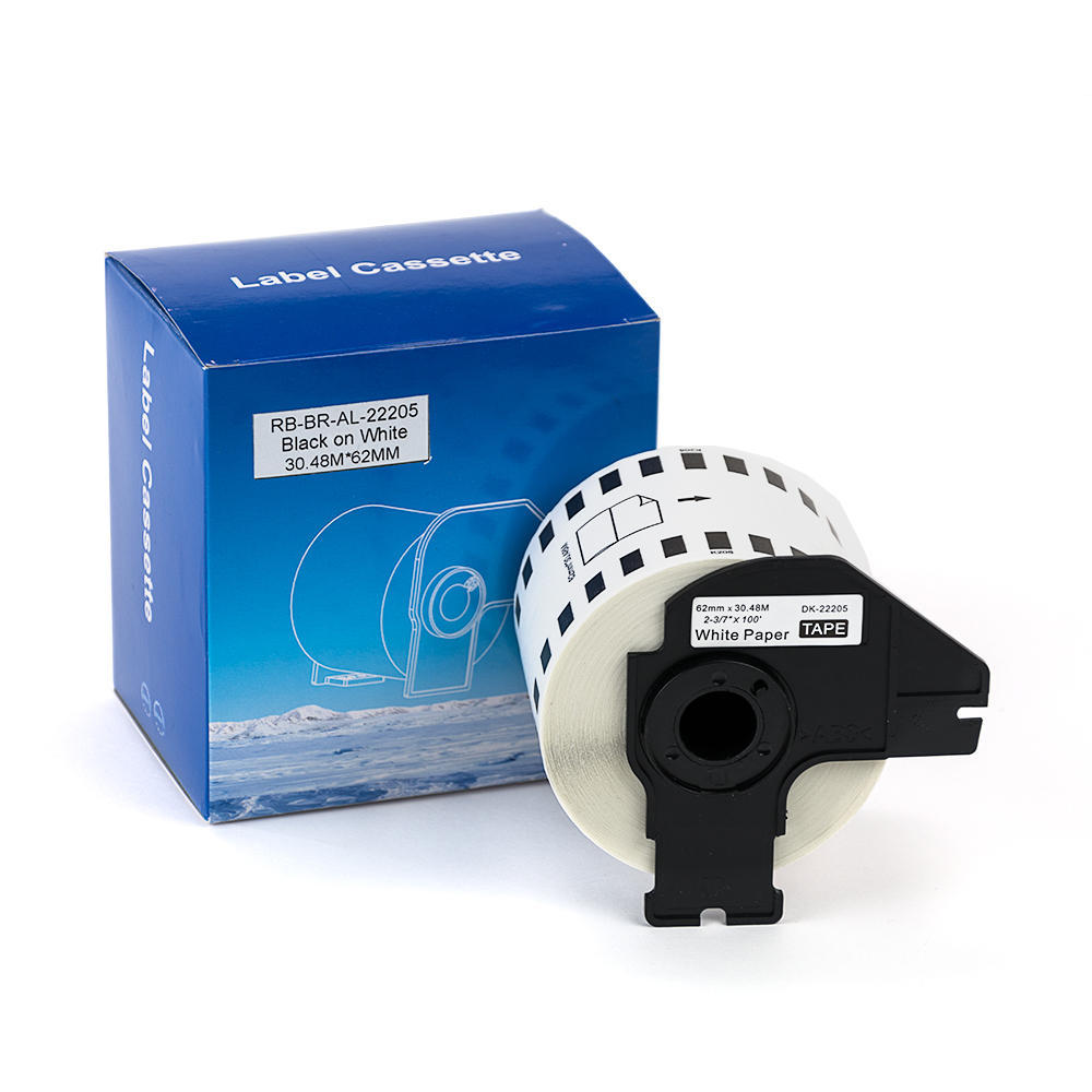Label Tapes for The Brother QL-820NWB Label Printer