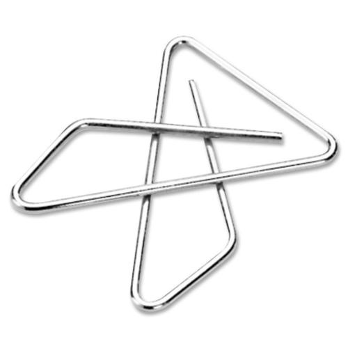 Acco Ideal Steel-Wire ButterFly Paper Clamps, Small - 50,12/ Box ...