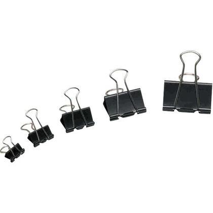 Westcott Binder Clips Grip Triangular Fold Back - 12 pcs/Box