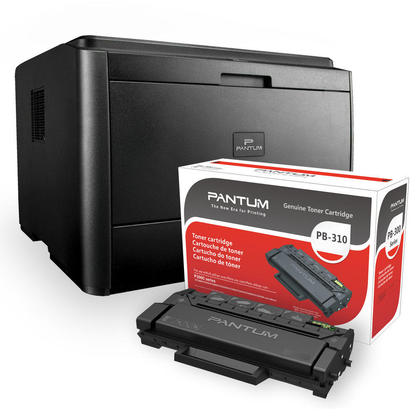 Buy Pantum P3255DN Monochrome Laser Printer with Networking and Duplex Get One PB-310 OEM Toner Free