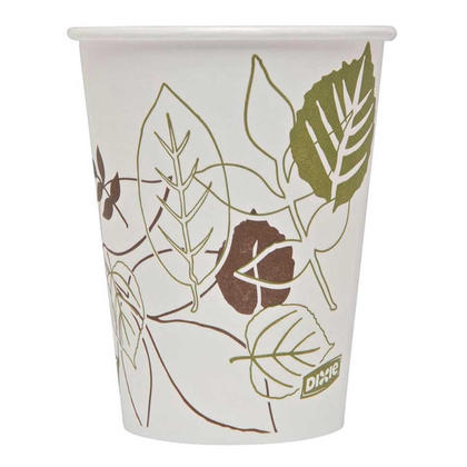 Dixie@ Eco-Forward@ Hot Drink Cups,  50/Pack