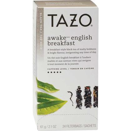 Tazo@ Tea, 24 Tea Bags - Earl Grey, Black tea
