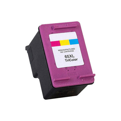 Compatible HP 65 XL Tri-color Ink Cartridge (N9K01AN)