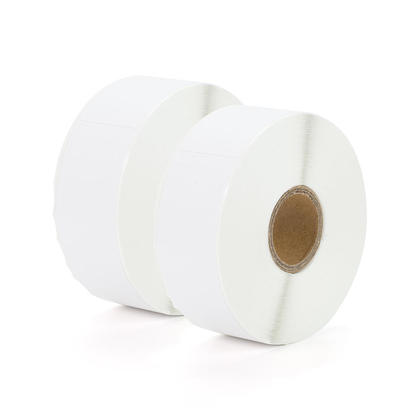dymo 30252 350 roll labels address label black on white 1 1 8 x 3