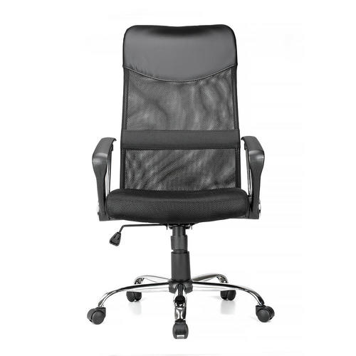 office back modern chair gray dirk high