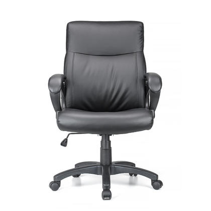 office chairs pictures. Medium 94235 Moustache Mofc Hlc 0311 2 Office Chairs Mid Back Bonded Leather Chair Pictures