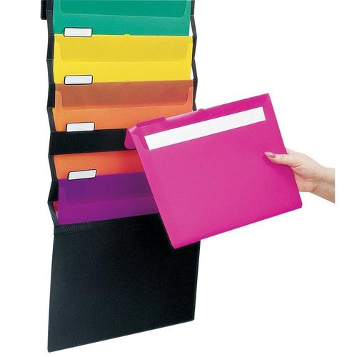 Medium plus 1be2e 735 52891 expanding files pendaflex desk free hanging  organizer with case