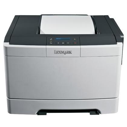 Lexmark CS310n Single-Function Color Laser Printer ...