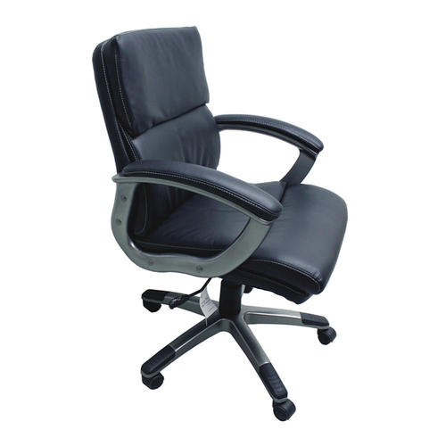 stylish office chairs. Medium Plus E45bf Tygerclaw Tyfc2209 Chairs Stylish Mid Back Leather Office Chair Black G