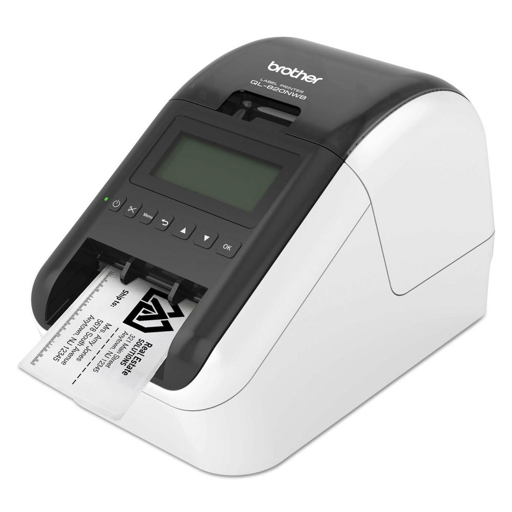 Brother ql 820nwb wireless bluetooth label printer 123inkcartridges brother ql 820nwb wireless bluetooth label printer 123inkcartridges 123ink canada biocorpaavc Image collections