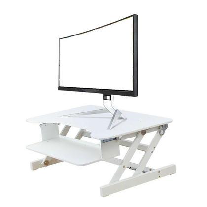 ADR Height Adjustable Standing Monitor Ergonomic Desk Riser,  32