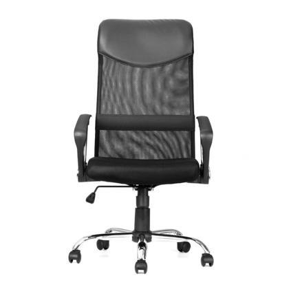 office chair back. moustache® ergonomic adjustable high-back mesh office chair - black back