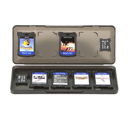 PlayStation Vita Card Case, Black - Monoprice®