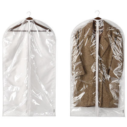 Garment Bags Suits Storage Dress Bag For Easy Storage Or Travel Organizer Large 102*61cm - SortWise™