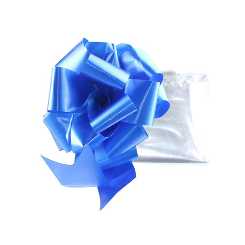 Medium plus bow polybag suppliers basket blue party 72001032 lvb blu width bag with pull 59317 rrdqp