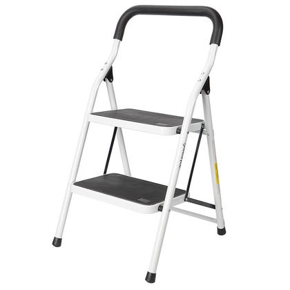 Greenwise 174 2 3 4 Step Folding Step Stool Ladder With