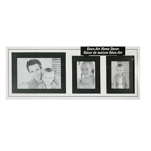 Decorative Metal Photo Frame Home Decor Gift Set 3pack 2 25 X
