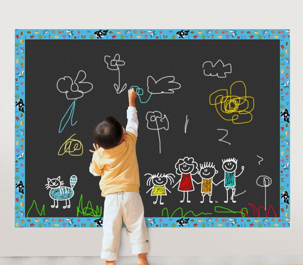 Chalkboard Wall Adhesive Sticker