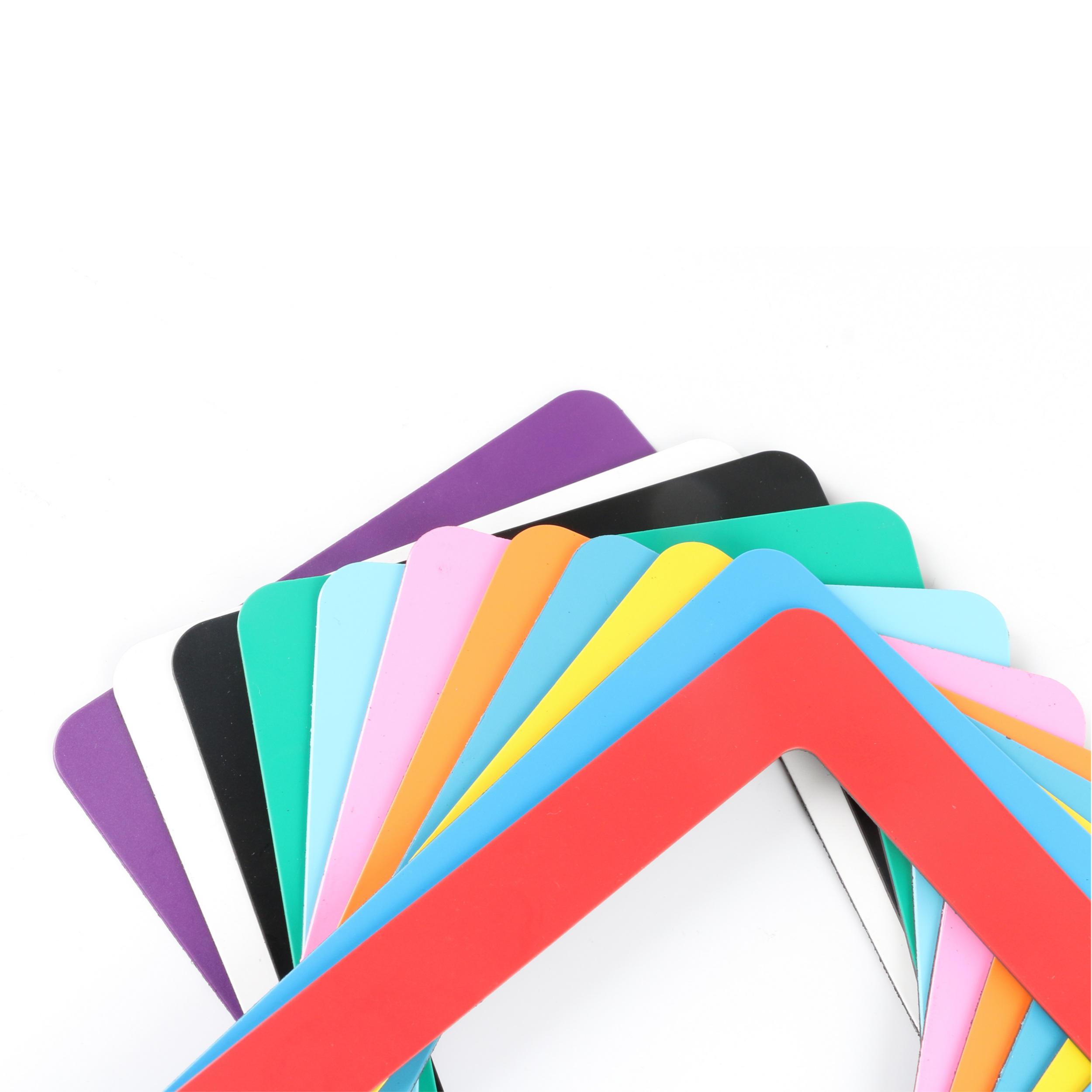 Moustache-PVC-Magnetic-Photo-Frame-1PK