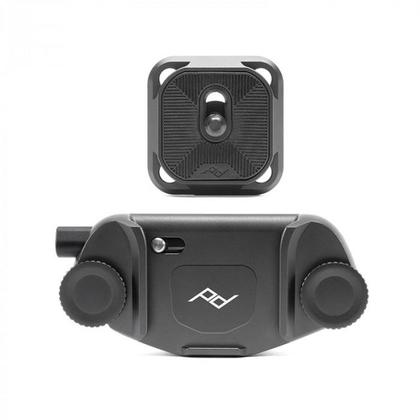 Lunar Year Sale CAPTURE CAMERA CLIP V3 with Standard plate - Noir-Free Shipping