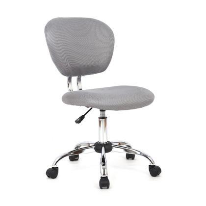 Office Desk Task Chair, Fabric, 3 Colours - Moustache@ - Grey