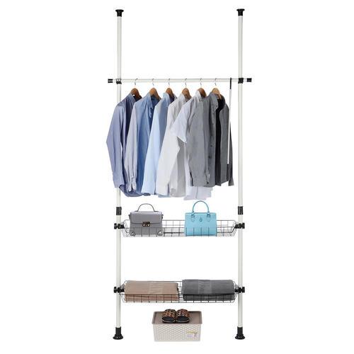 Closetmaid Custom Closet Organizer Horizontal Closet Organizer Large