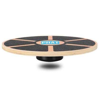 Balance en bois pour l'exercice d'entraînement pour la stabilité de l'équilibre - PHAT ™