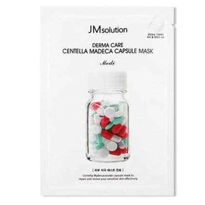 JM SOLUTION Derma Care Centella Madeca Capsule Mask - 30ml. 1Pc