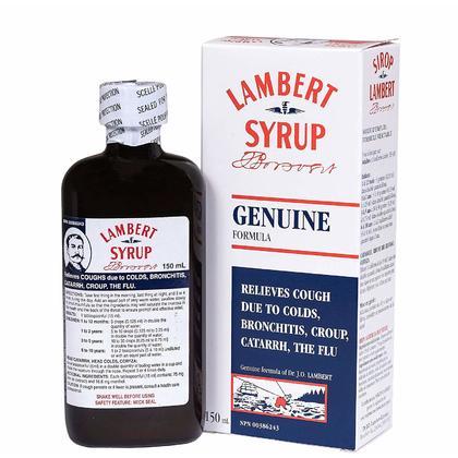 Sirop de toux Lambert