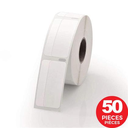 """DYMO 30330 LabelWriter Retour Etiquettes d'adresse, 0,75"""", 3/4"""" x 2"""", """"Noir sur blanc, compatible"""