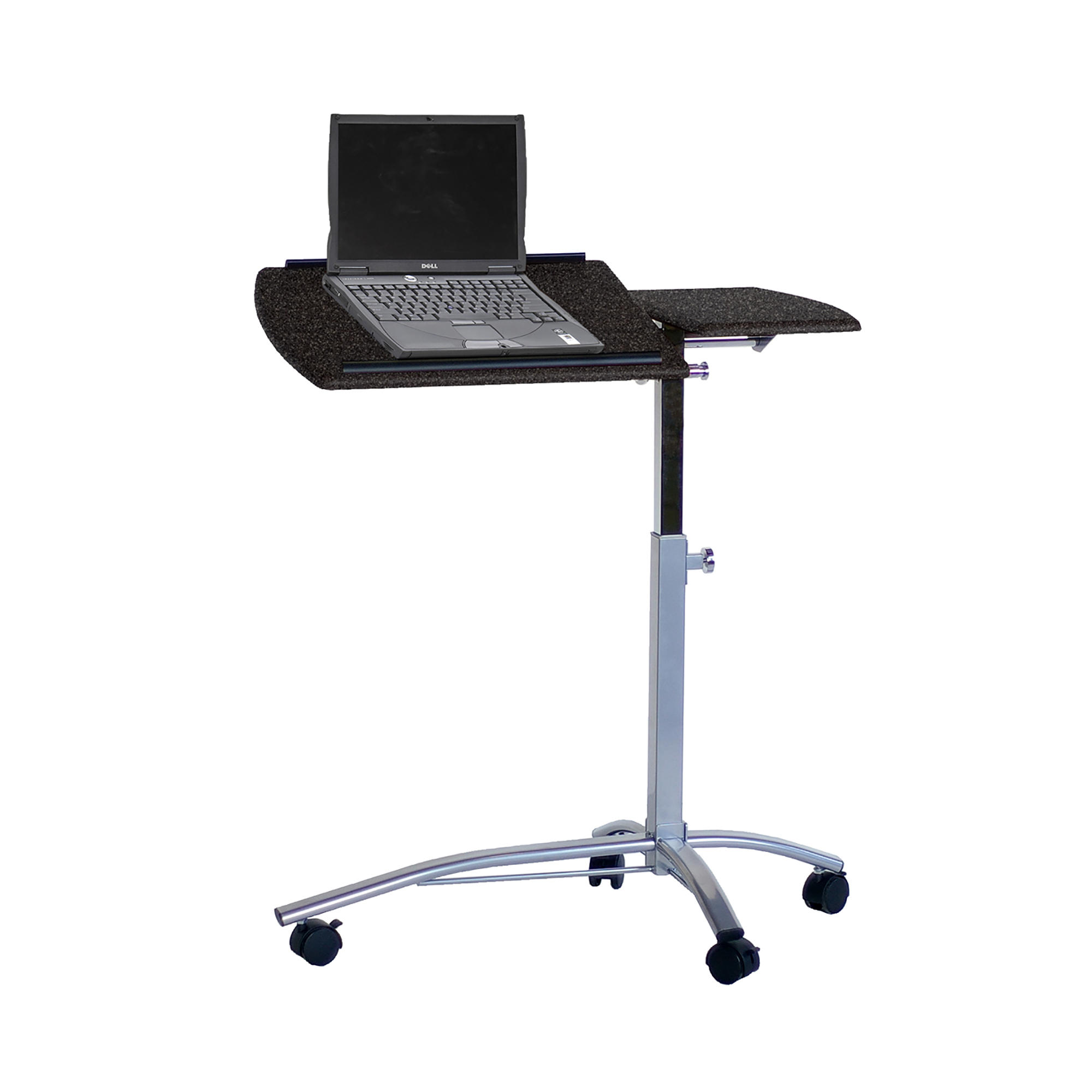 Safco® Eastwinds Adjustable Laptop Cart