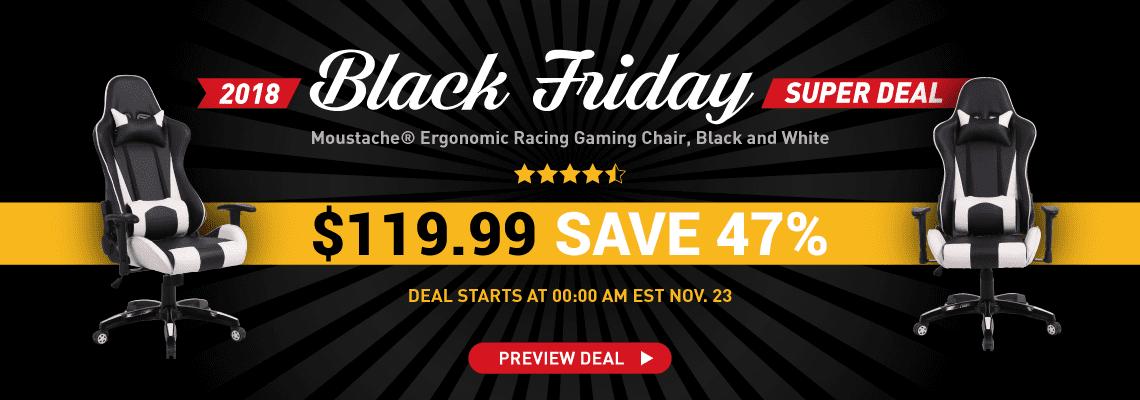 Ergonomic Racing Gaming Chair