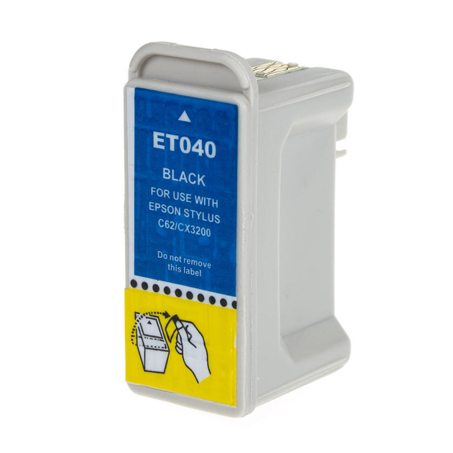 Epson T040120 Compatible Black Ink Cartridge