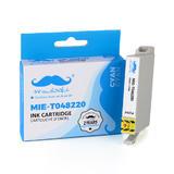 Epson 48 T048220 Compatible Cyan Ink Cartridge - Moustache®
