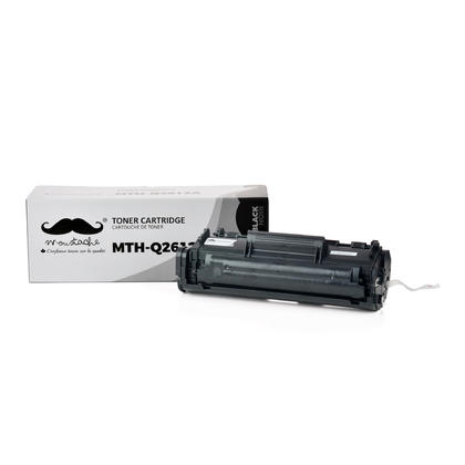 HP 12A Compatible Q2612A Black Toner Cartridge